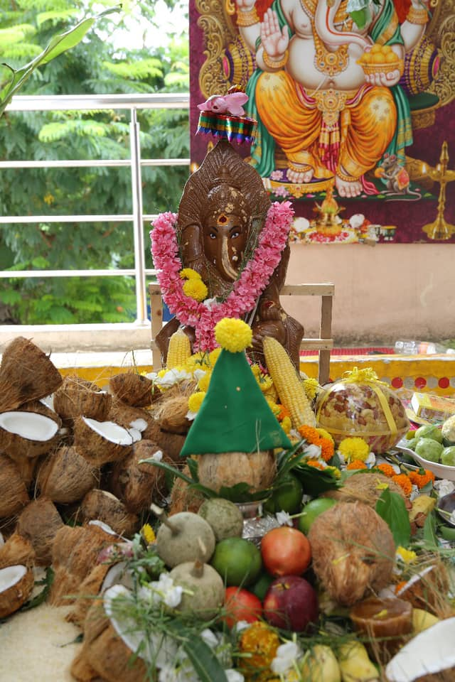 Celebrations Of Ganesh Chaturthi - 2019