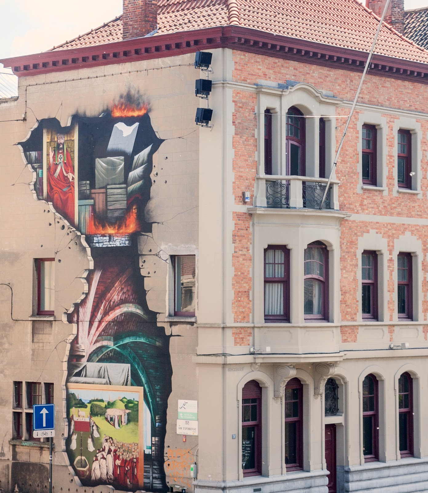 street art gand gent