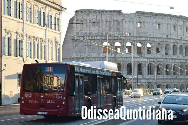Atac – Il Comune acquista ulteriori 80 bus