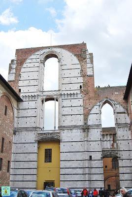 Panorama del Duomo de Siena