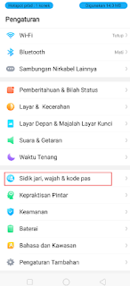 2 Cara Mengunci Aplikasi Di Oppo Tanpa Aplikasi