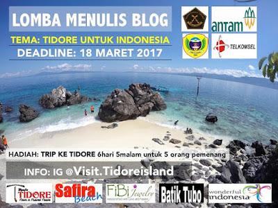 http://www.travelerien.com/2017/02/lomba-menulis-blog-tidore-untuk-indonesia.html
