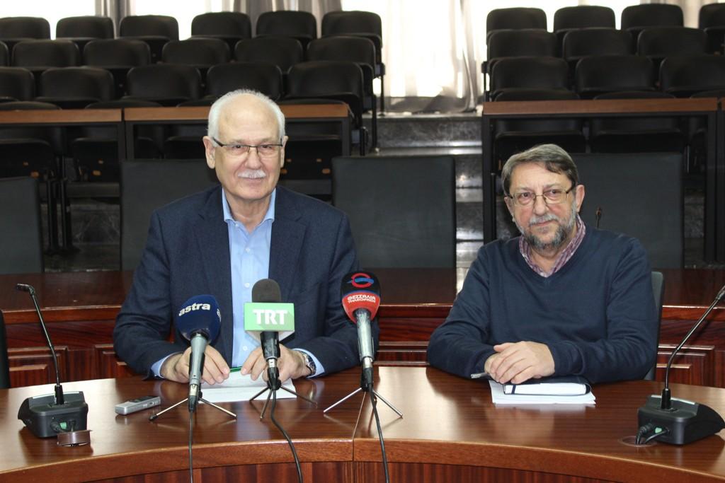 Εργα προυπολογισμού άνω των 70 εκατ. ευρώ από Δήμο Λαρισαίων και ΔΕΥΑΛ για το 2020!
