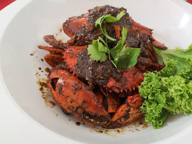 Lai Bao 13 Spices Black Pepper Crab