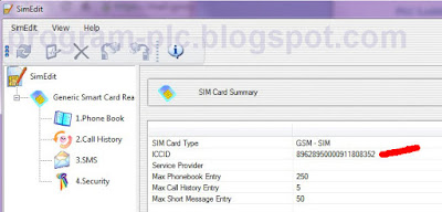 SimEdit Software