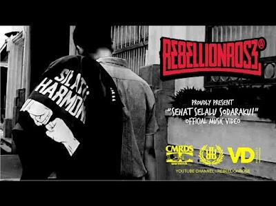 Rebellion Rose Kembali Menyapa Dengan Klip Sehat Selalu Sodaraku