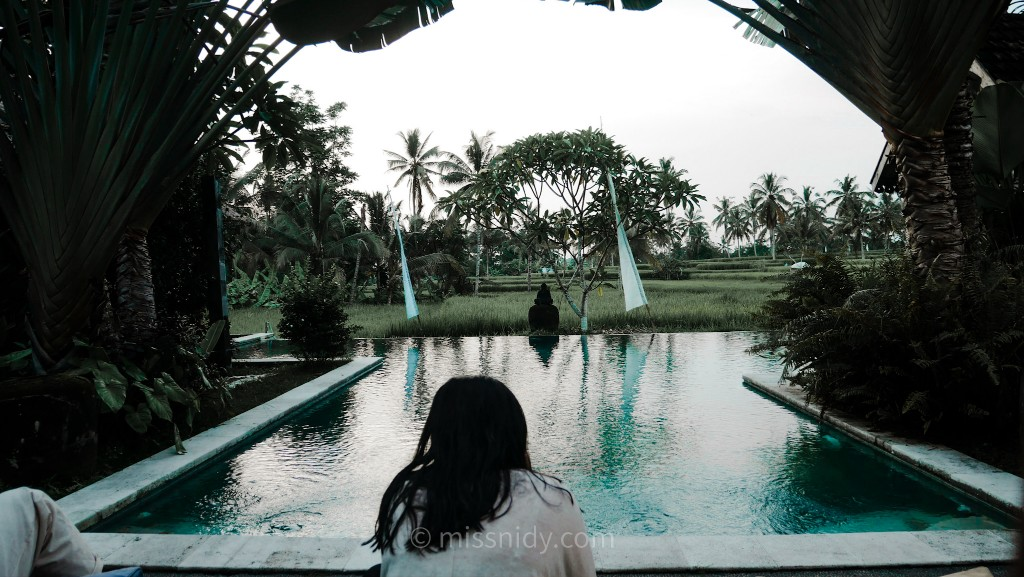 hotel murah dengan infinity pool di ubud