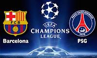 Prediksi FC Barcelona vs Paris Saint-Germain F. C. Kamis 09-03-2017