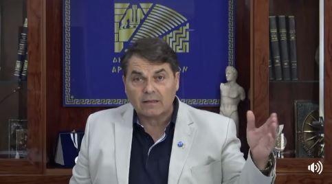 Δημήτρης Καμπόσος: Η παραγωγή είναι ο μόνος δρόμος για να βγούμε από την φτώχεια!