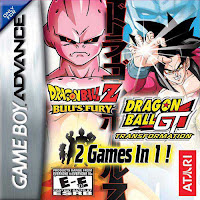 2 in 1 - Dragon Ball Z - Buu's Fury & Dragon Ball GT - Transformation
