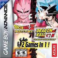 2 in 1 - Dragon Ball Z - Buu's Fury & Dragon Ball GT - Transformation