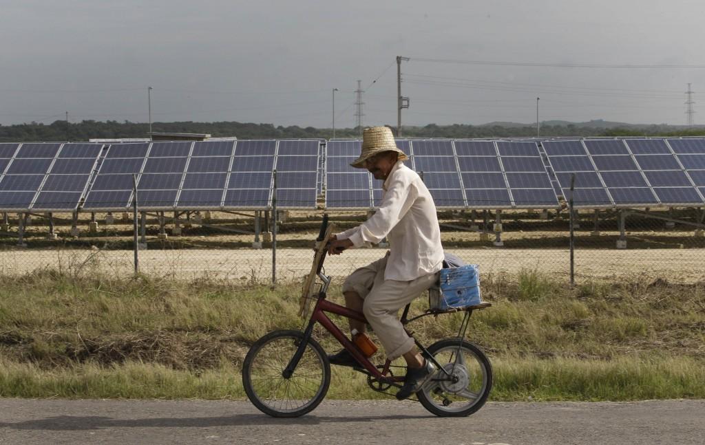 Cuba: in funzione la prima centrale solare - Associazione Svizzera-Cuba