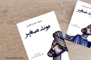 تحميل كتاب موت صغير pdf تأليف محمد حسن علوان