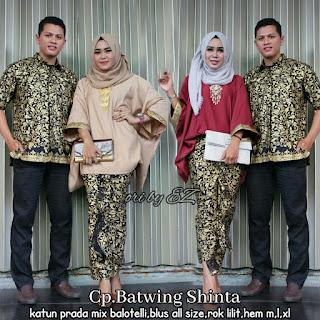 Batik Couple Shinta