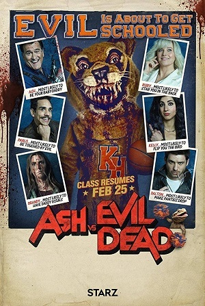 Série Ash vs Evil Dead - 2ª Temporada 2016 Torrent