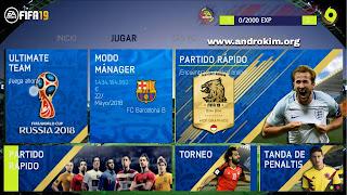 تحميل لعبة FIFA 19 MOBILE للاندرويد باخر الانتقالات و برابط مباشر ميديافير