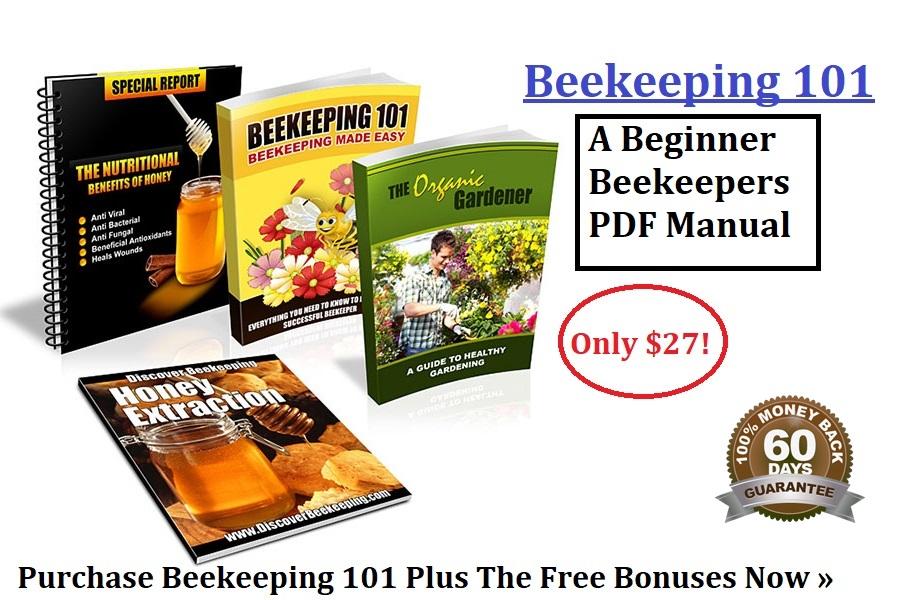 Beekeeping 101, A Beginner Beekeepers PDF Manual
