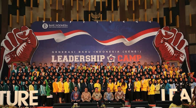 Leadership Camp IV - Generasi Baru Indonesia
