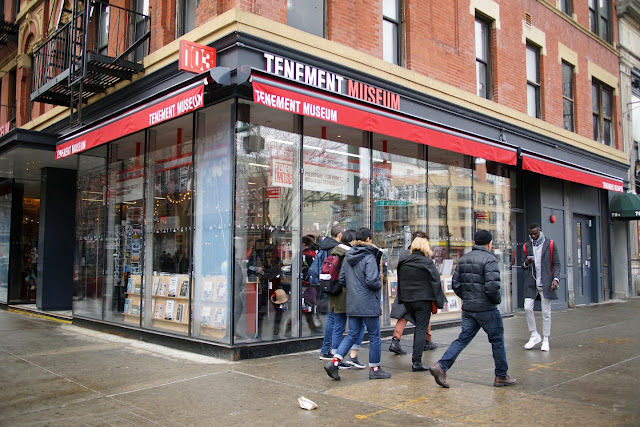 The Tenement Museum