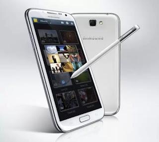 harga galaxy note 2, spesifikasi lengkap dan detail hp galaxy note II terbaru 2012, ponsel android quad core tercepat, gambar hp galaxy note