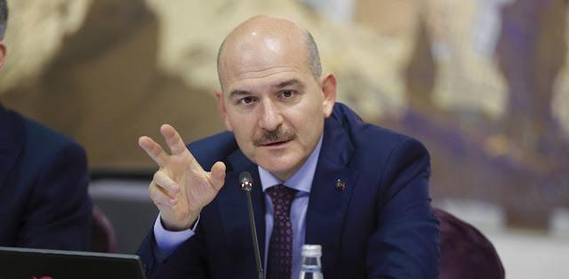 Σουλεϊμάν Σοϊλού: Ο σκληρός εθνικιστής ως... υποψήφιος διάδοχος του Ερντογάν