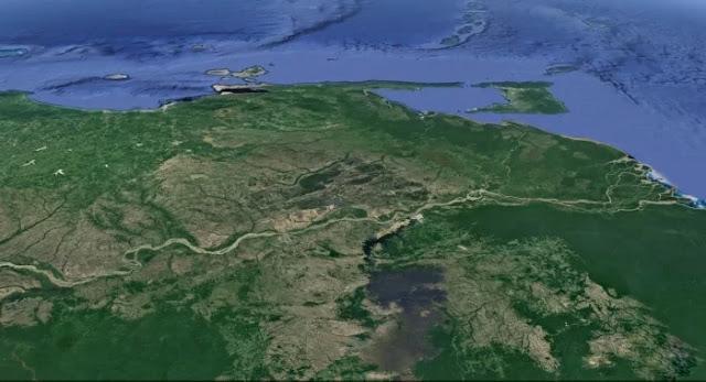 Cuenca Oriental de Venezuela: Proceso Evolutivo Sedimentario
