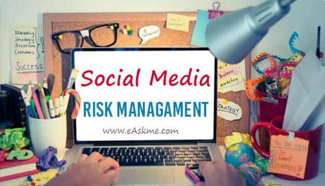 Effective Social Media Risk Management: eAskme