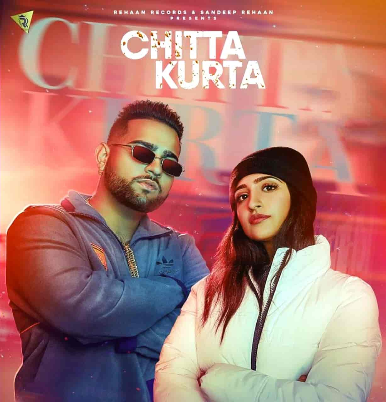 Chitta Kurta Punjabi Song Images By Karan Aujla