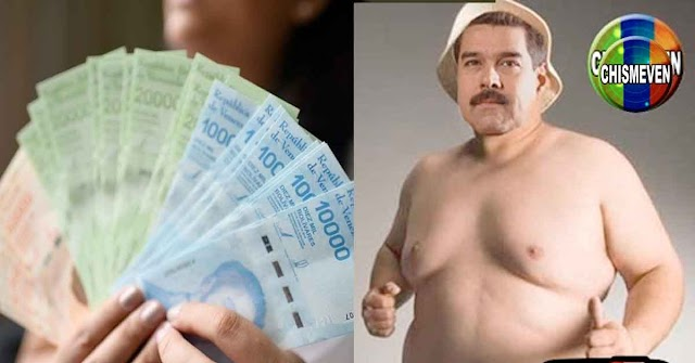 Maduro promete que acabará con el efectvo y todos los pagos serán digitales