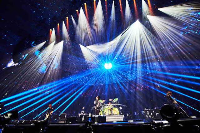 LUNA SEA 30th Anniversary LIVE LUNATIC X'MAS 2019