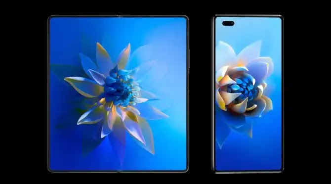 Huawei launched most awaited Foldable Smartphone Mate X2