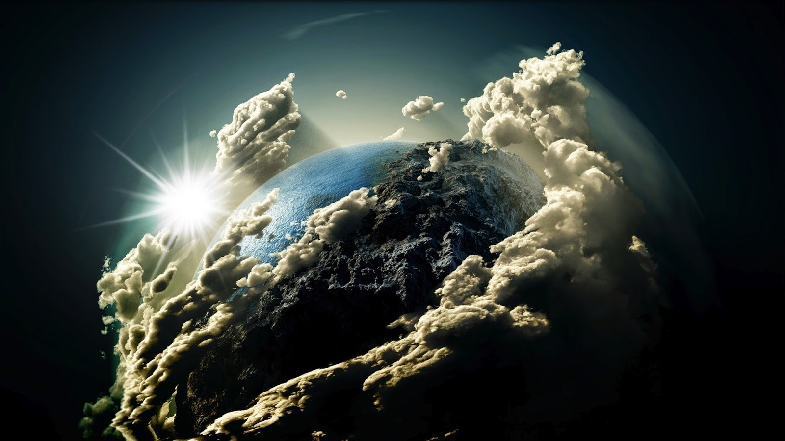 10 Latest Cool Laptop Backgrounds Space Full Hd 1920 1080: Earth - HD Wallpapers