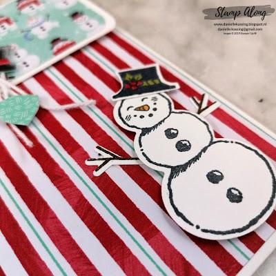 Stampin' Up! Snowman Season