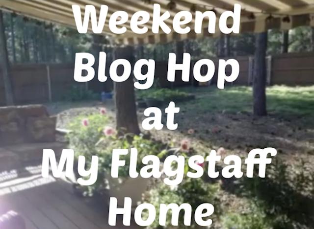 Weekend Blog Hop #9