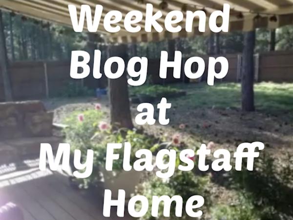 Weekend Blog Hop #8