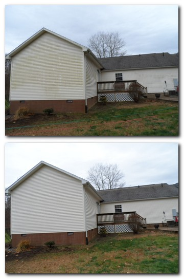 Blue Ridge Exterior Cleaning