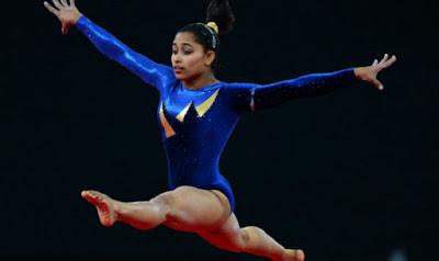 Indian Gymnast Dipa Karmakar Qualifies for Vault Finals at Rio