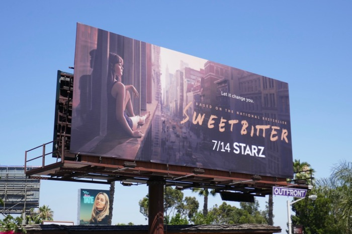 Sweetbitter season 2 billboard