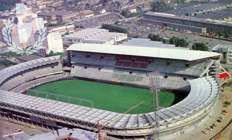 Celta Vigo Stadion