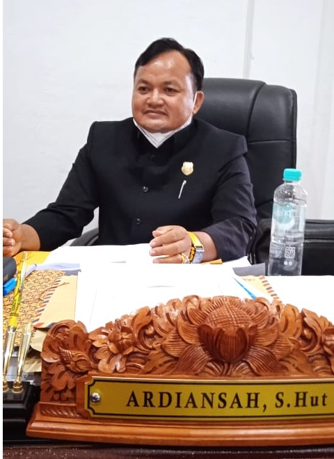 Rapat Paripurna Penyampaian Laporan Hak Interpelasi Tidak Kuorum, Ini Kata Ketua DPRD Kabupaten Kapuas