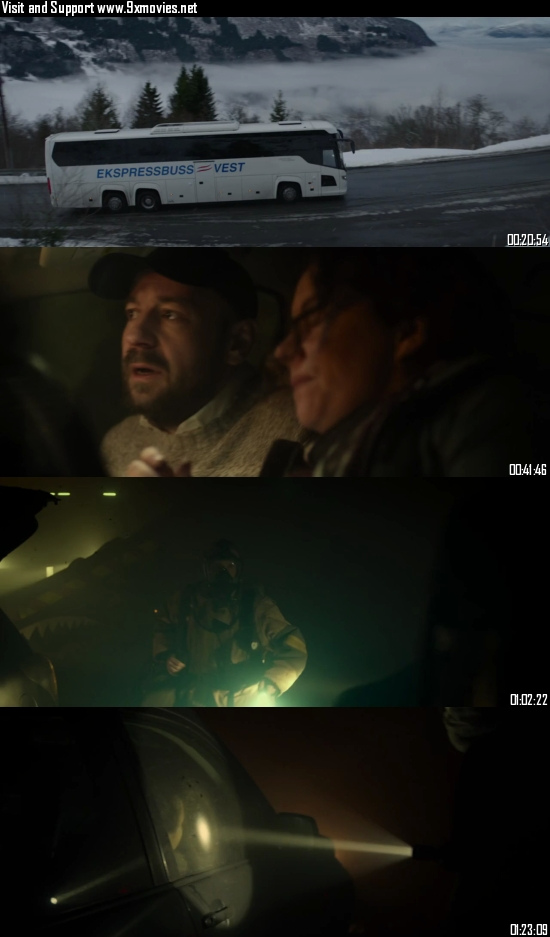The Tunnel 2019 Dual Audio Hindi 720p BluRay 900MB