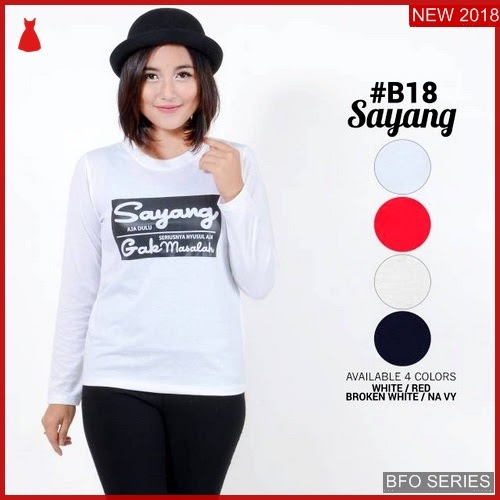 BFO245B26 BAJU Model ATASAN KAOS Jaman Now TUMBLE BMGShop