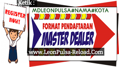 Daftar MD Leon Pulsa Murah