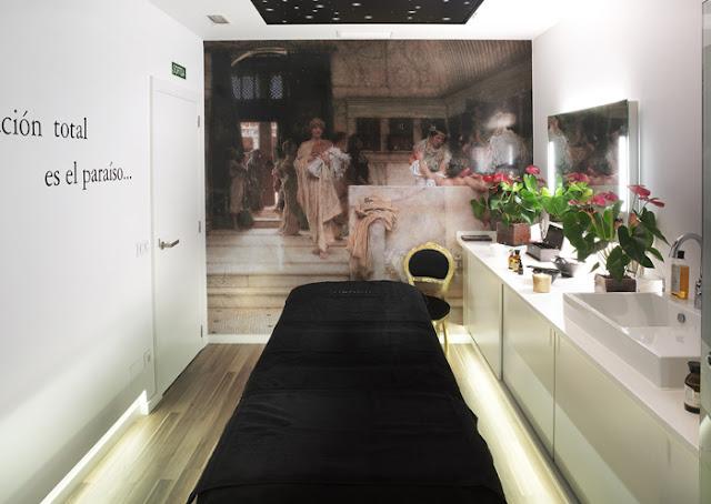 Alqvimia Spa Barcelona tratamientos:Tratamiento Woman