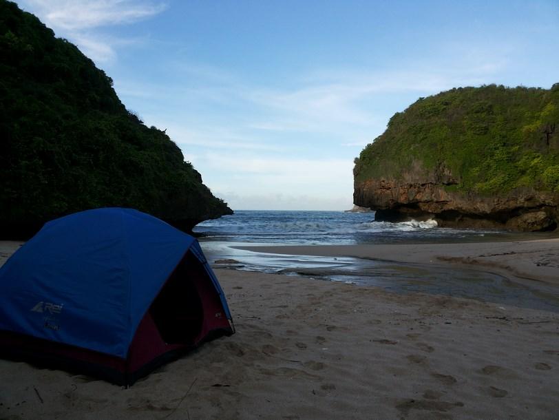 Lokasi dan Area Camping Ground Paling Keren Di Wilayah Jogja dan Sekitarnya Greweng