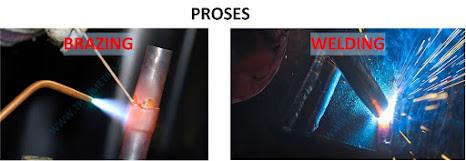 Teknik proses cara hasil sambungan