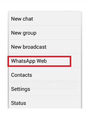 WhatsApp Web — New WhatsApp Feature Allows You to Chat From Your Browser