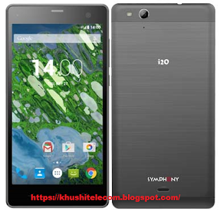 Symphony i20 Stock ROM Firmware Flash File free Download