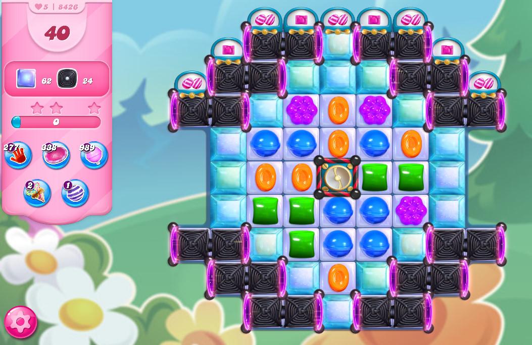 Candy Crush Saga level 8426