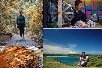 Lombok dalam sehari: Menjelajahi indahnya Bukit Merese dan Desa Adat Sade.